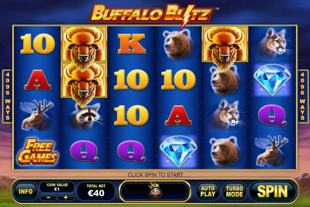 Bufalo Blitz スクリーンショット